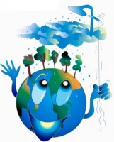 seca planeta