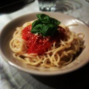 Spaghetti Pomodoro à la Ferro