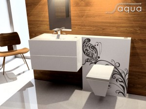 Saqua Designed for a modern and ecologic living