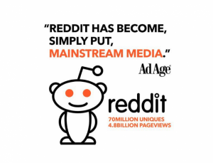 businessinsider.com' in truth reddit does indeed have a bigger audience than places like the new york times web site