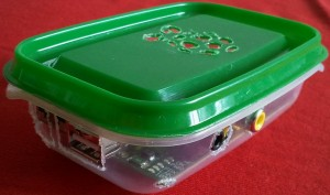 Raspberry Pi Pruta case - Ikea Hackers