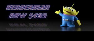 Renderman by Pixar