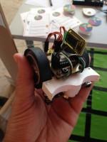 Robôs Infante - Componentes