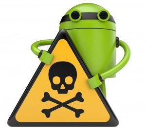 android perigo