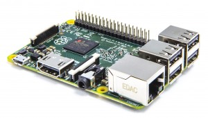 Raspberry Pi Model B 2 - Raspberrypi.org