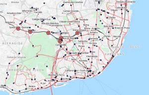 TRAViC - Transit Visualization Client
