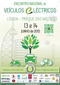 Encontro nacional de veículos elétricos