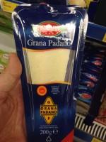 Grana Padano - Fatia - Frente