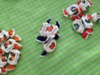 Variedade de caramelos