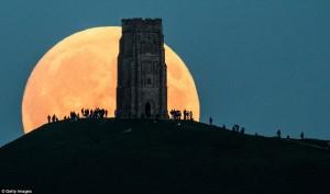 Super lua e super foto