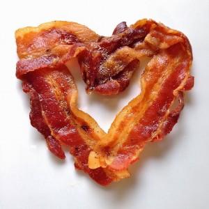Eu já sabia que o bacon é bom...