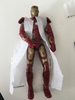 Jedi Robe - Iron Man no teste 2