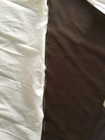Jedi Robe - Marcação com lápis de cera branco