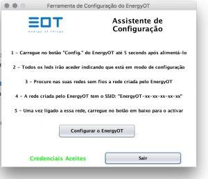 Configuração do EnergyOT