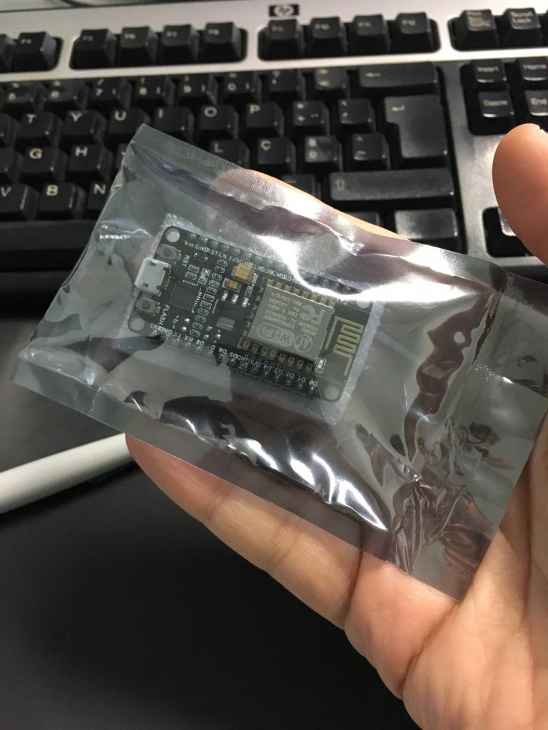 ESP2866 placa programável com WiFi